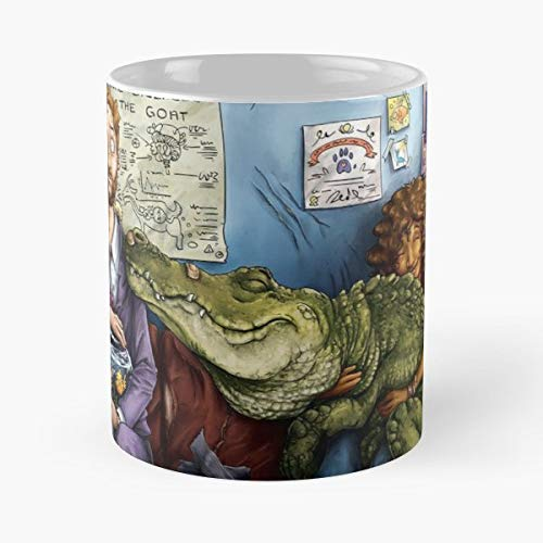 Crocodile Alligator Pets - Ceramic Mugs