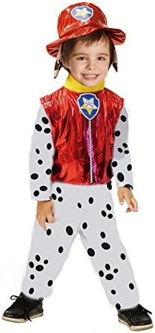 Disfraz Perro Bombero infantil (2-4 años): Amazon.es: Juguetes y ...