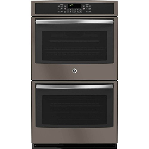 GE JT5500EJES 30″ Star-K Certified Built-In Double Wall Oven With Convection in Slate