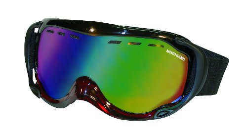 Northland lunettes de protection light red/revo