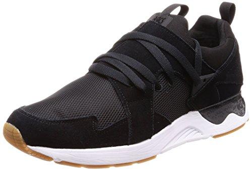 ASICS Herren Schuhe Gel-Lyte V Sanze Tr Mesh Pack Black/Black