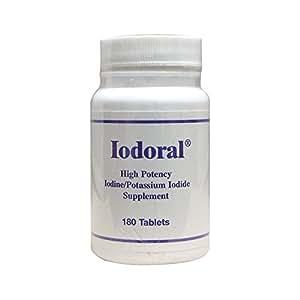 Optimox Iodoral 12.5mg 180 tablets