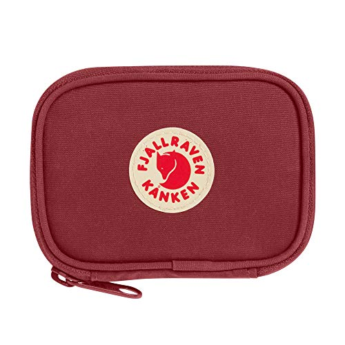 Fjallraven - Kanken Card Wallet for Everyday Use, Ox Red from Fjallraven