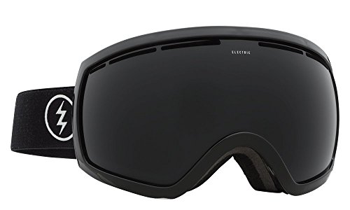 Snowboard Goggles Electric Eg2 (Electric Visual EG2.5 Gloss Black/Bronze Red Chrome Snow Goggle)
