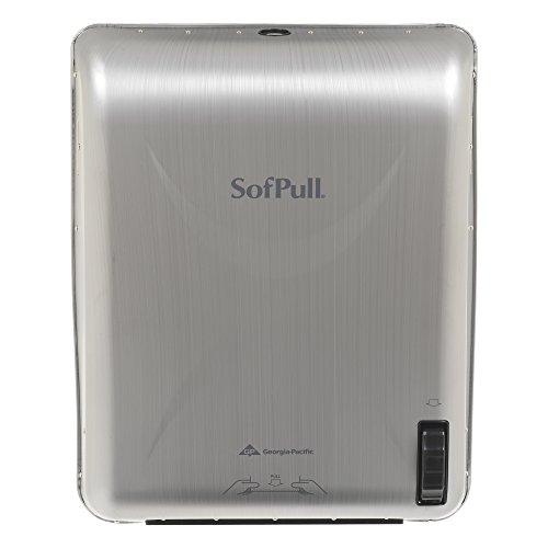 Georgia-Pacific 59316 SofPull Recessed Mechanical Towel Dispenser