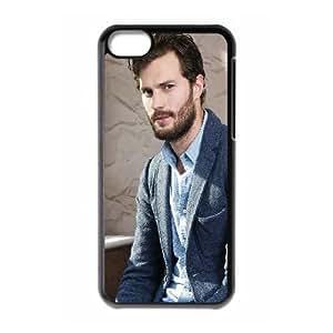 iPhone 5c Cell Phone Case Black Jamie Dornan JSK878557