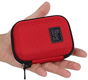 First Aid Kit – 66 Pieces – Small and Light Soft Shell Case - Packed with hospital grade medical supplies for emergency and survival situations. Ideal for Car, Camping, Travel, Sports, Home