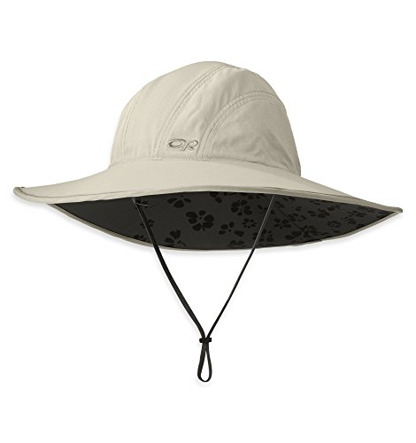 Outdoor Research Women's Oasis Sombrero Sand XL & Hat Bundle