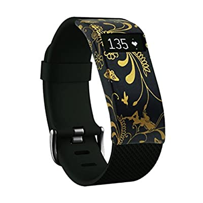 Anboo Slim Designer Sleeve Case Band Cover (No Band) for Fitbit Charge Charge HR