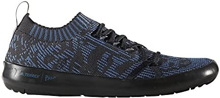 adidas Outdoor Mens Terrex Boat DLX Parley Shoe (9 Black