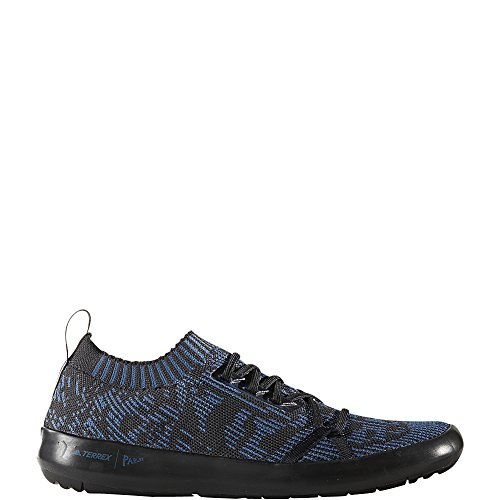 adidas outdoor Mens Terrex Boat DLX Parley Black/Carbon/Chalk White sale shop offer CAEBZLaR3