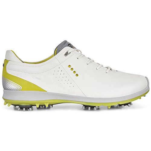 Ecco Biom G2 White/Kiwi UK 10