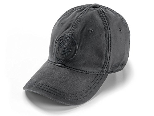 BMW Genuine Motorrad Motorcycle Adventure Cap Black One Size (Bmw Motorcycle Accessories)