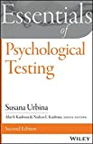 Essentials of Psychological Testing 2nd Edition