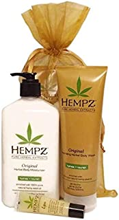 product image for Hempz HERBAL BATH & BODY GIFT SET - 3 Piece Set
