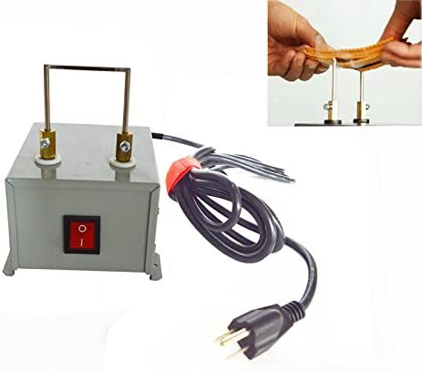 B078T92Z4M Ribbon Hot Knife Rope Foam Cutter Electric Heating Knife Cutting Machine 110V 41VHwJq2BOCL.