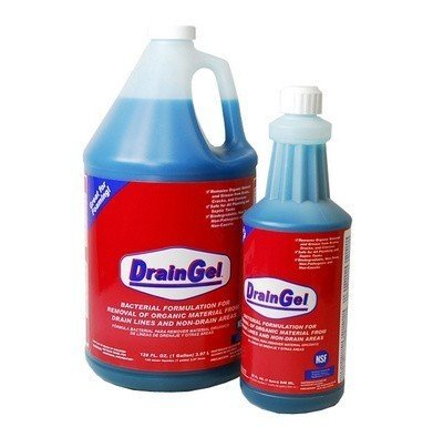 Drain Gel Drain Organic Cleaner-1 Gallon 679525 by Drain Gel