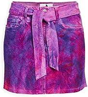 Jordache Women's Cut Off Miniskirt