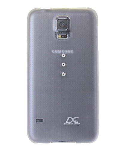 Diamond Cover Elegance diseño de diseño con cristales Swarovski para Samsung Galaxy S5 color