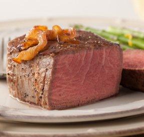 Filet Mignon Steak Gift Box - By Rastelli Direct - 8 (6 Oz.) Portions