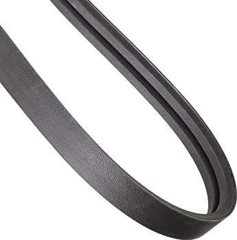 """Continental ContiTech HY-T Torque V-Belt, 2/B112, Banded, 2 Rib, 1.32"""" Width, 0.41"""" Height, 112"""" Approx. Inside Length"""