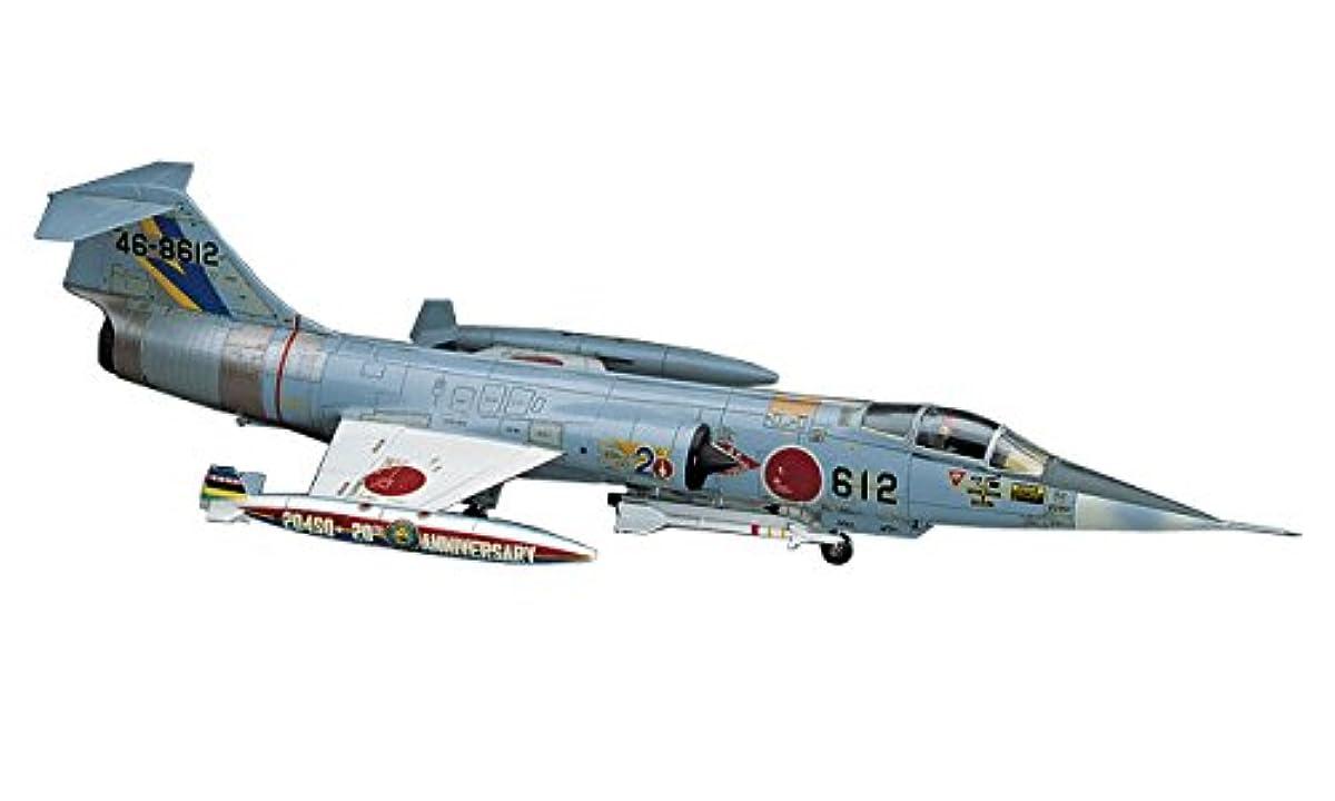 [해외] 하세가와 1/72 항공 F-104J/CF-104 스타 파이터 프라모델  D16