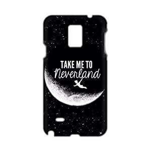 Wisdom - Take Me To Neverland 3D Phone Case for Samsung note4