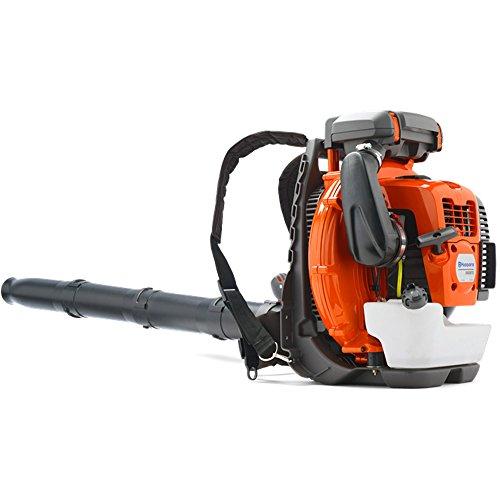 UPC 705788506347, New Husqvarna 580BTS 75.6cc Gas Powered 2 Cycle Backpack Leaf Blower 208 MPH