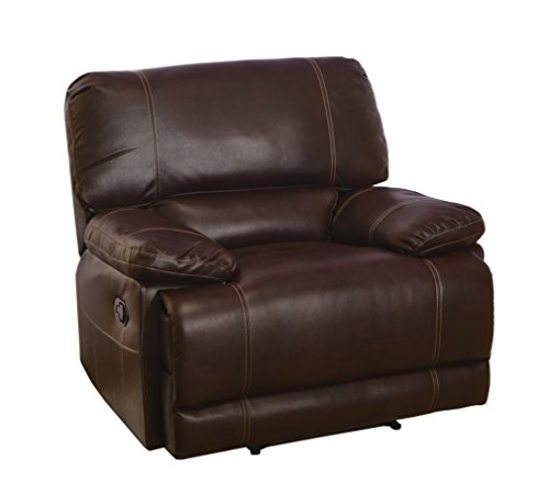 - Common Home CH0100 Boscoe Recliner, Brown