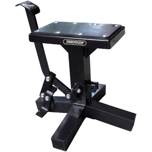 (TRACKSIDE Aluminum MX Lift Stand - Black)