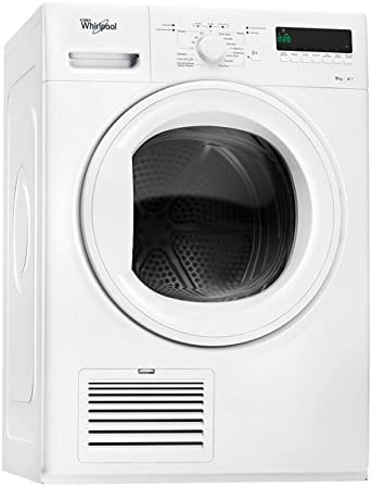 Whirlpool HWDR 90410 Independiente Carga frontal 9kg A++ Blanco ...