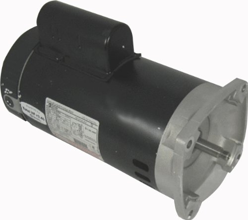 Zodiac R0445105 3.0-HP Single Speed Motor Replacement for Zodiac SHPF Series Stealth Pump ()