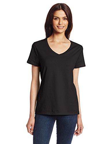Hanes Womens Sleeve Nano T V Neck product image