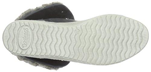 Dockers by Gerli 32ln935-626220 - Zapatillas Mujer Gris - Grau (dunkelgrau 220)