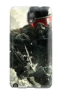 Special Design Back Crysis 3 Video Game Phone Case Cover For Galaxy Note 3