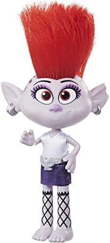 DreamWorks Trolls World Tour Stylin Barb Fashion Doll