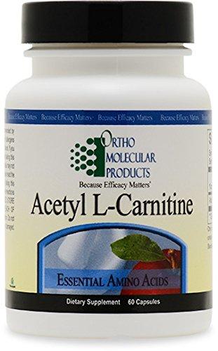 Ortho Molecular - Acetyl L-Carnitine - 60 ()