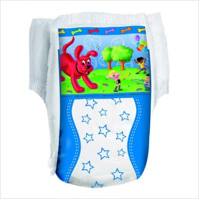 Curity Runarounds Training Pants for Boys Quantity: Medium - Pack of 26