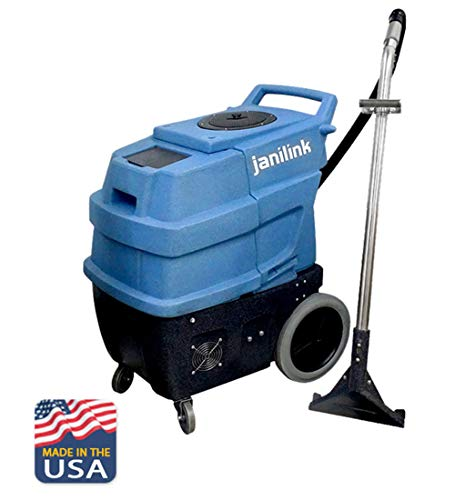 JANILINK JL Premium 120 PSI Carpet Extractor w/Hose & Wand