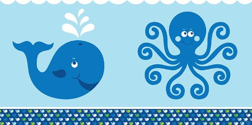 Ocean Themed Costumes Ideas (Plastic Table Cover, Ocean Preppy Boy)