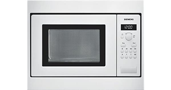 Amazon.com: Siemens hf15 m252 mikrowelle/17 L/800 W/weiß ...