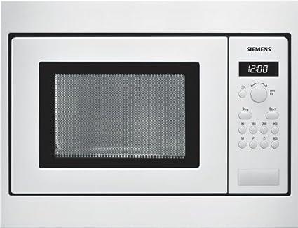 siemens hf15m252 iq300 mikrowelle 17 l 800 w weiß