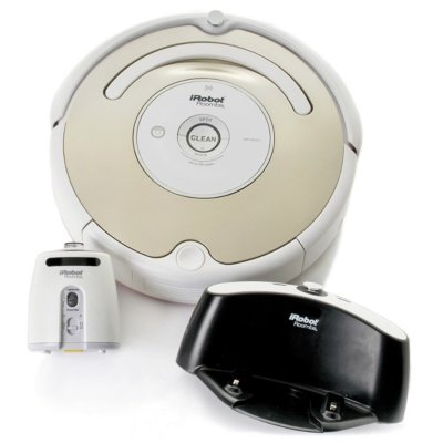 iRobot® Roomba® Vacuum Cleaning Robot Model 535