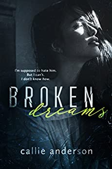 Broken Dreams Callie Anderson ebook product image