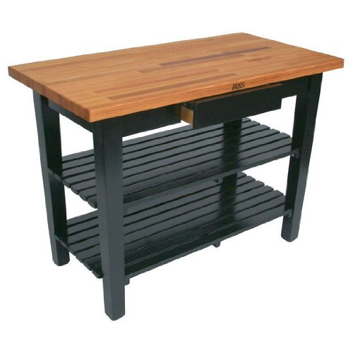 John Boos Oak Country Table Price