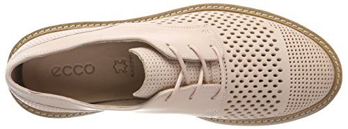 Rosa Stringate Scarpe Dust Brouge Touch Rose Donna ECCO qwFaXx8w