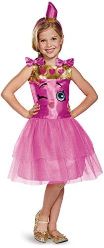 Lippy Lips Classic Shopkins The Licensing Shop Costume, Medium/7-8 for $<!--$6.60-->