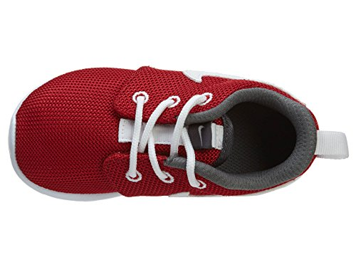 Nike645778 603 - Rosherun (PS/TD) Niños^Niñas LGym Red/White-Dark Grey