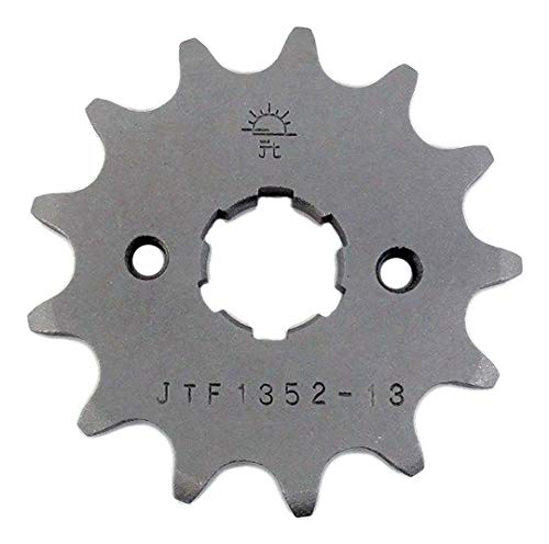 JT High Carbon Steel 13T Front Sprocket Compatible with Honda 1987-92 FourTrax 250 TRX 250X 250R