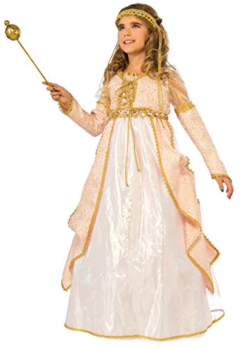 Rubie's Costume Kids Deluxe Shimmering Princess Costume, Large -